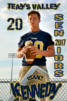 ISSAAC SAMPLE SENIOR BANNER